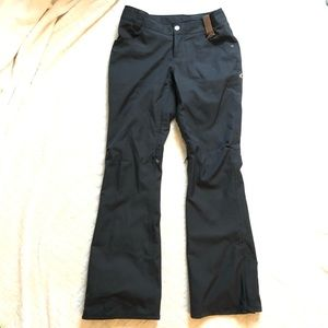Holden black snow pants/XS